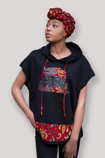 Sweatshirt Wax Adichie