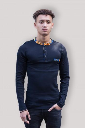 African print T-shirt winta