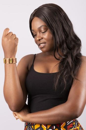 African Bracelet Kandake