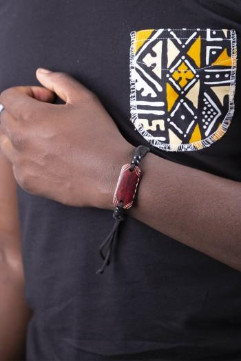 African bracelet Ujasiri