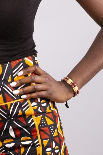 African bracelet Atem