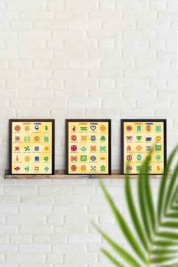 african adinkra symbols