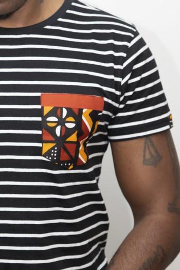 T-shirt Wax Bogolan Epela