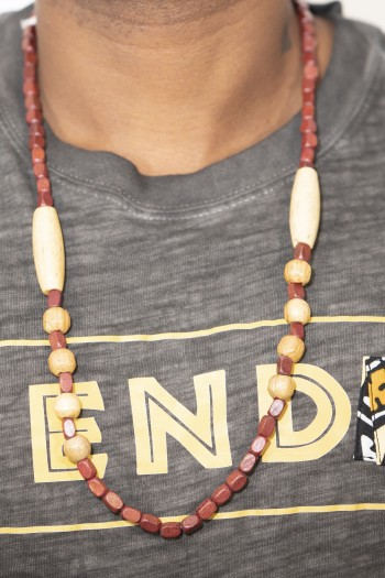 African Necklace Kali