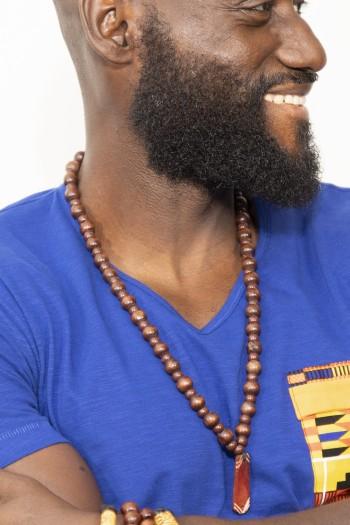 Collier Africain Zita