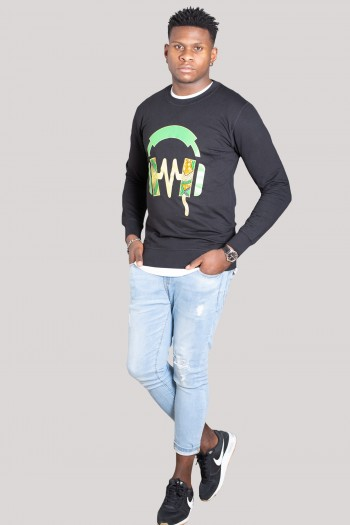 Sweatshirt wax Cheza