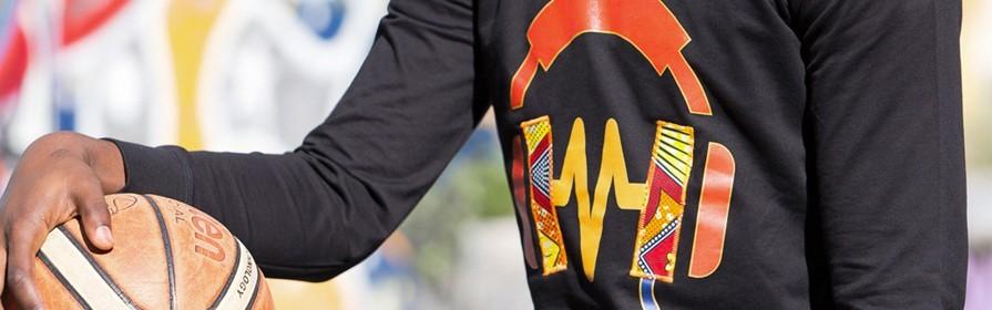 Shop  Men's  African print Sweatshirts  - Tendiwax